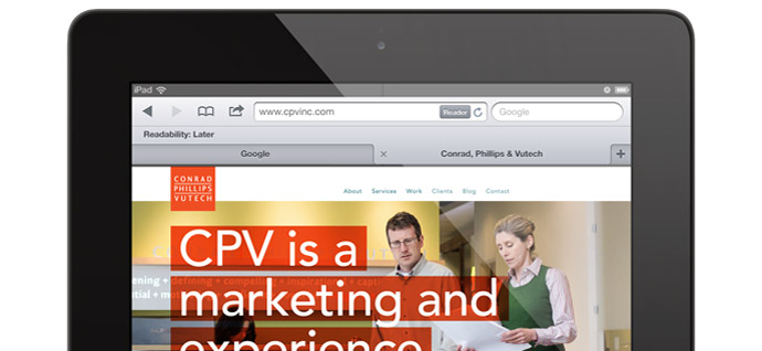 CPV Blogging