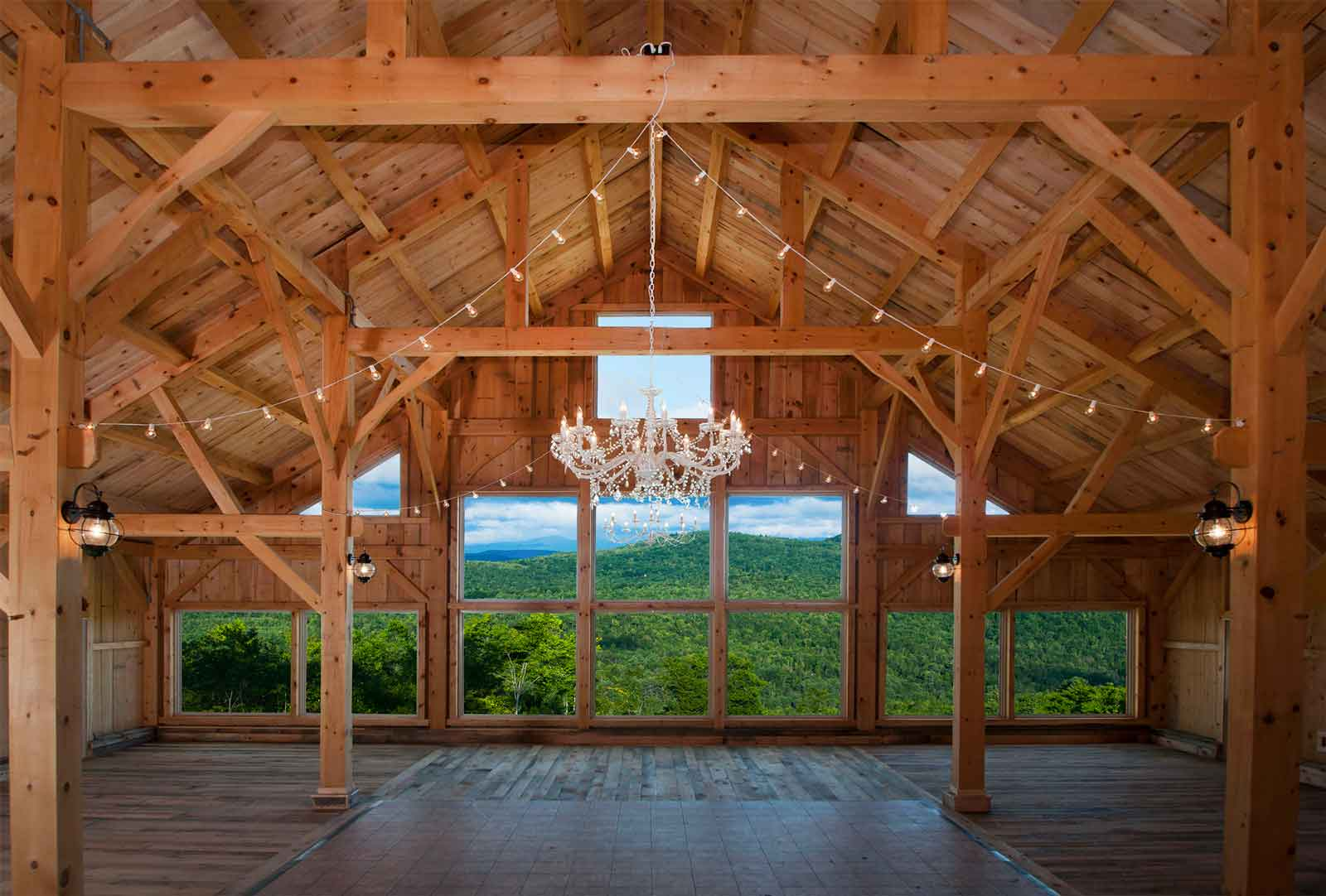 Wedding Barn Venue in New England