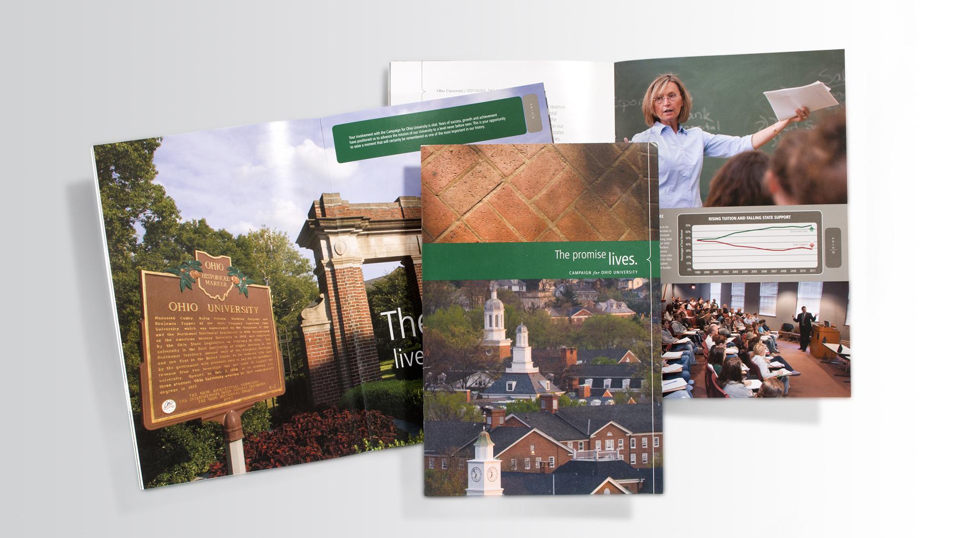 Ohio University Campaign Items