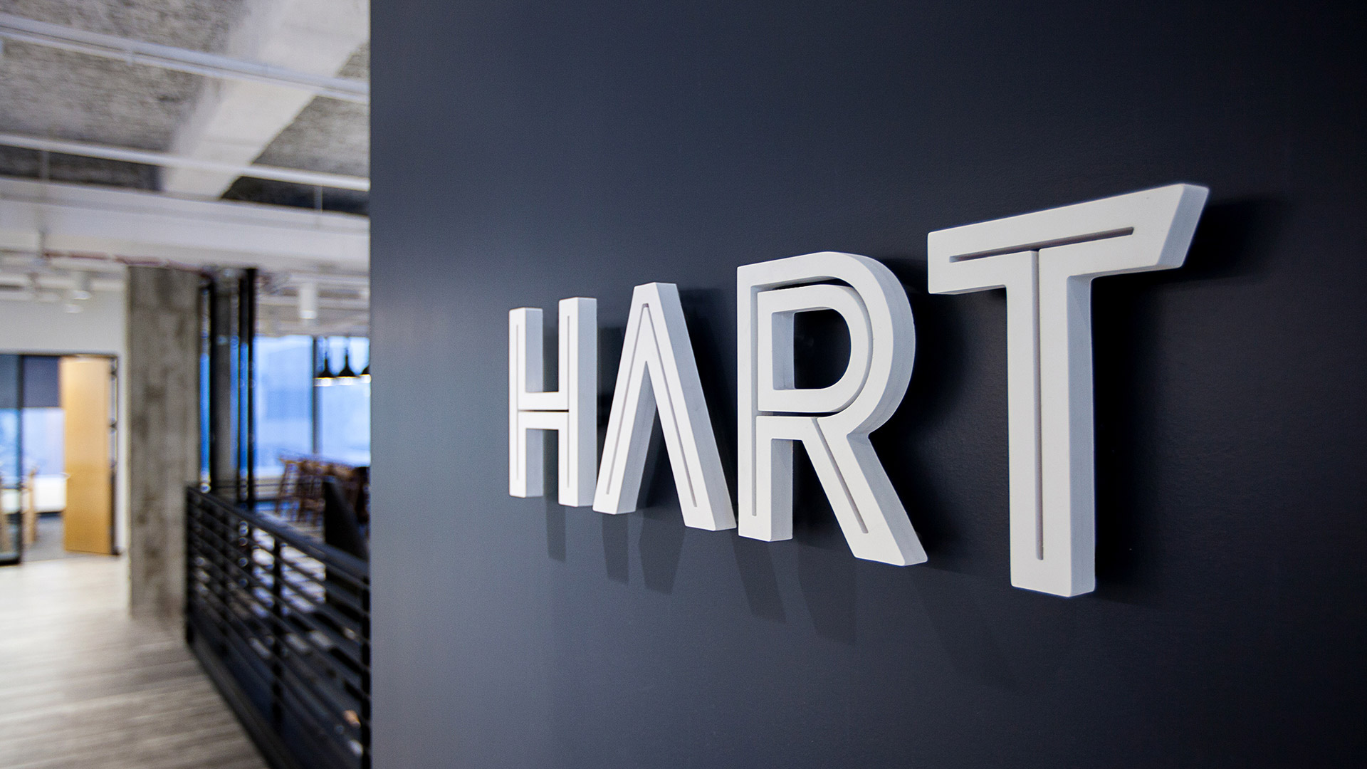 Hart New Office Lobby